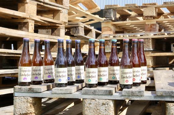 Box bières d'Abbaye en exclusivité France