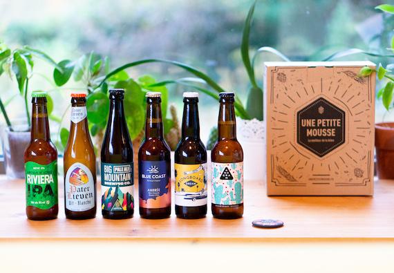Box Bières Artisanales Abonnement