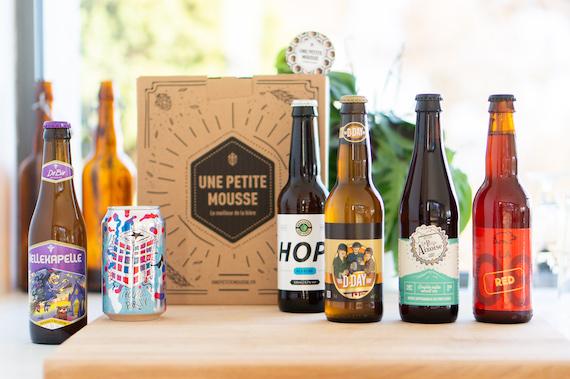 Box Bières Avril 2021 Une Petite Mousse