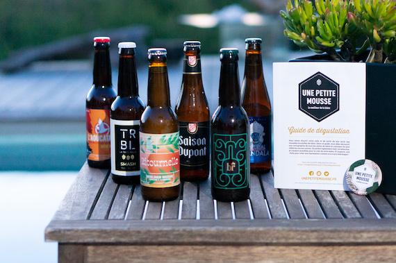 Box Bières Juin 2021 Une Petite Mousse