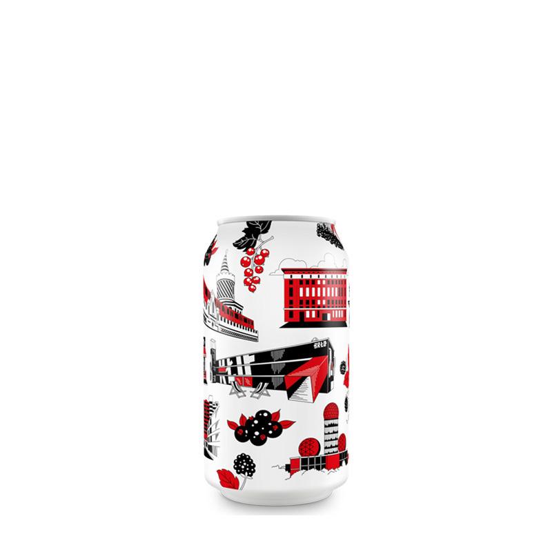 Bière Berlin Jam - Brasserie BRLØ
