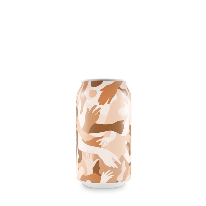 Bière Naked can - Brasserie BRLØ