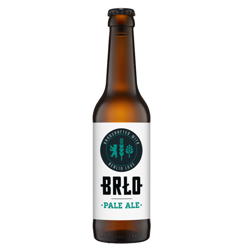 Bière Pale Ale - Brasserie BRLO