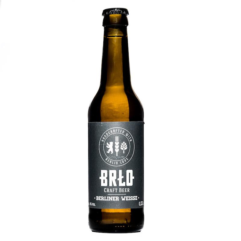 Bière Berliner Weisse - Brasserie BRLO