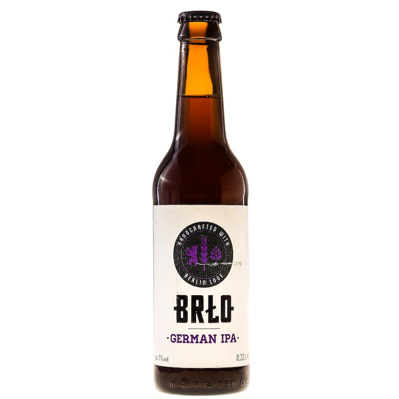 Bière German IPA - Brasserie BRLO