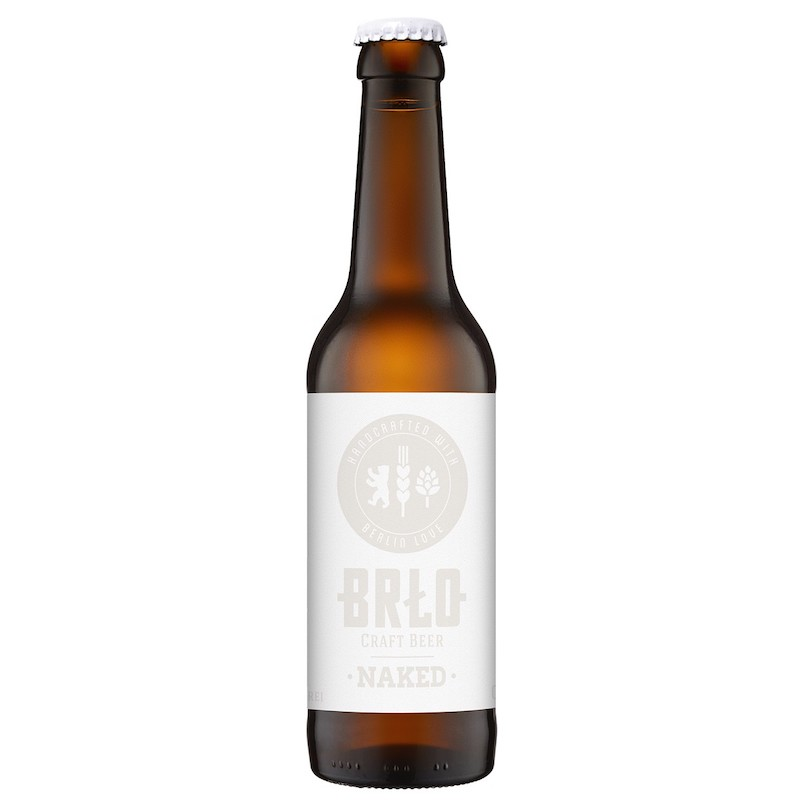 Bière Naked - Brasserie BRLO
