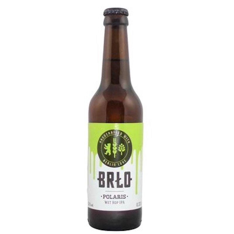 Bière Polaris - Brasserie BRLO