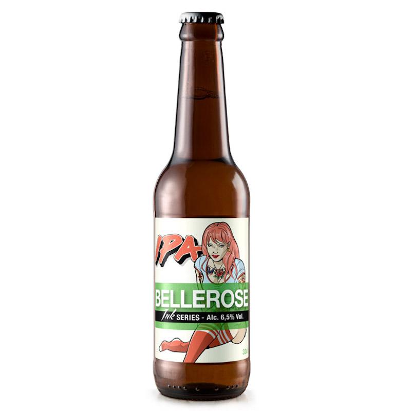 Bière Bellerose IPA - Brasserie Bellerose