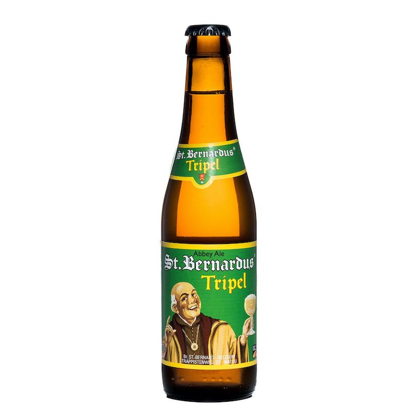 Bière Saint-Bernardus Tripel - Brasserie Saint-Bernardus