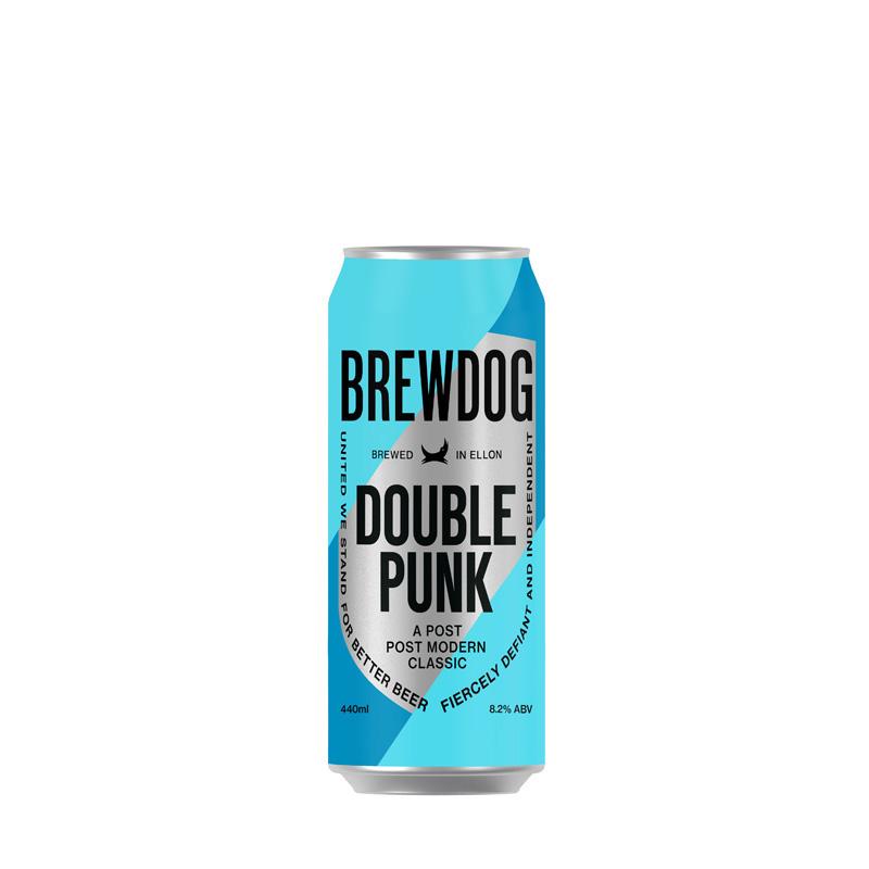 Bière Double Punk - Brasserie Brewdog