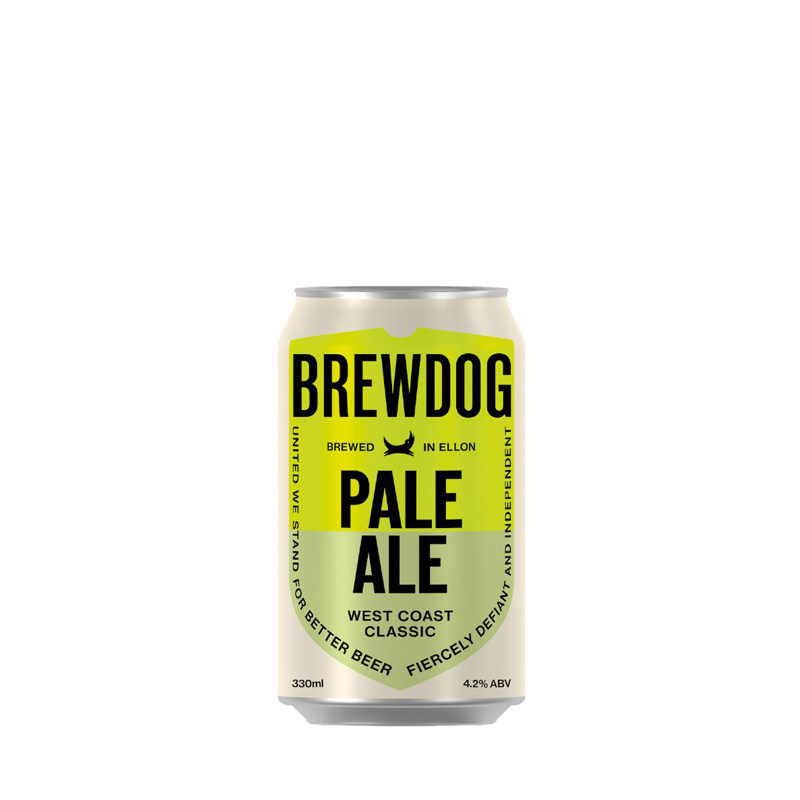 Bière Pale Ale - Brasserie Brewdog