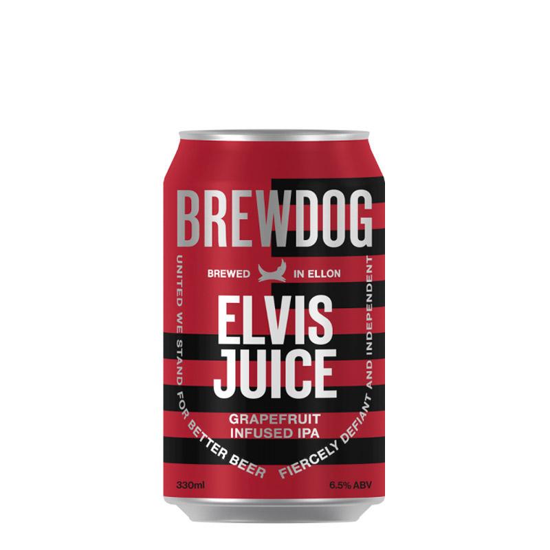 Bière Elvis Juice - Brasserie Brewdog