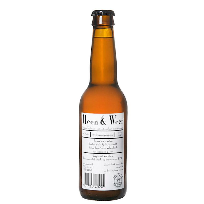 Bière Heen and Weer - Brasserie De Molen