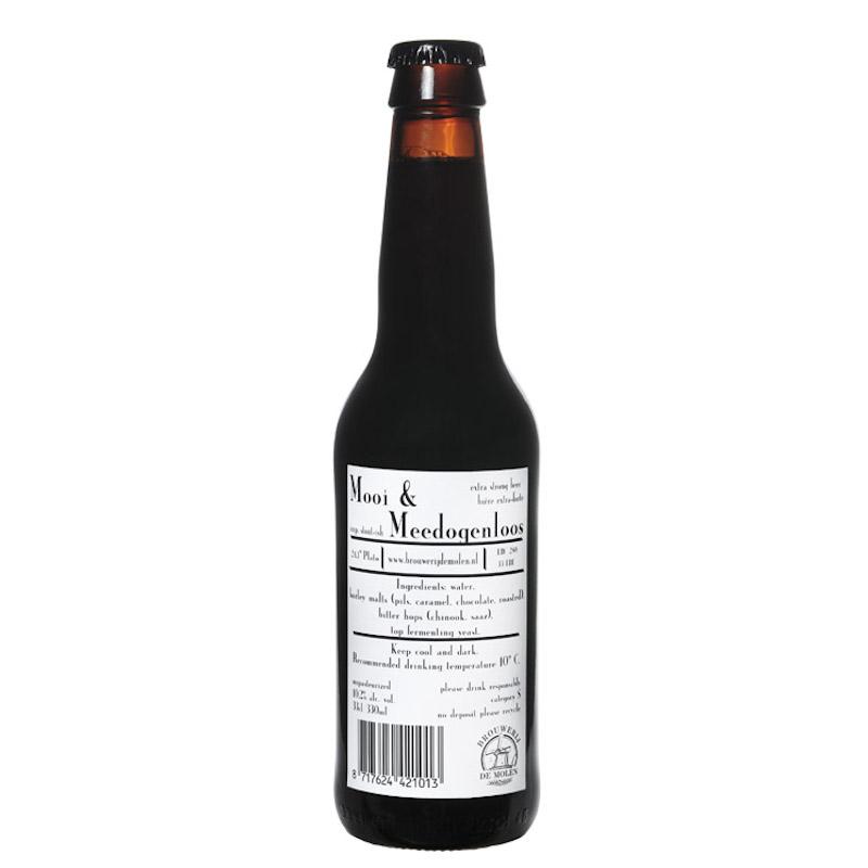 Bière Mooi and Meedogenloos - Brasserie De Molen