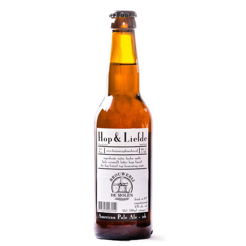 Bière Hop and Liefde - Brasserie De Molen