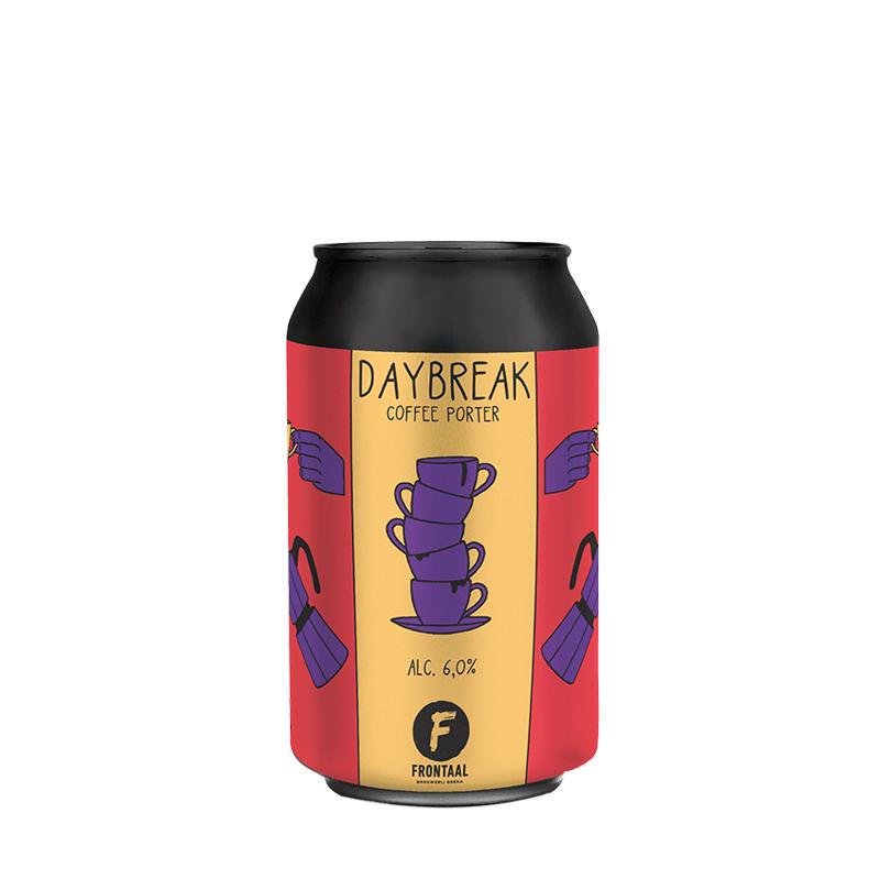Bière Daybreak - Brasserie Frontaal