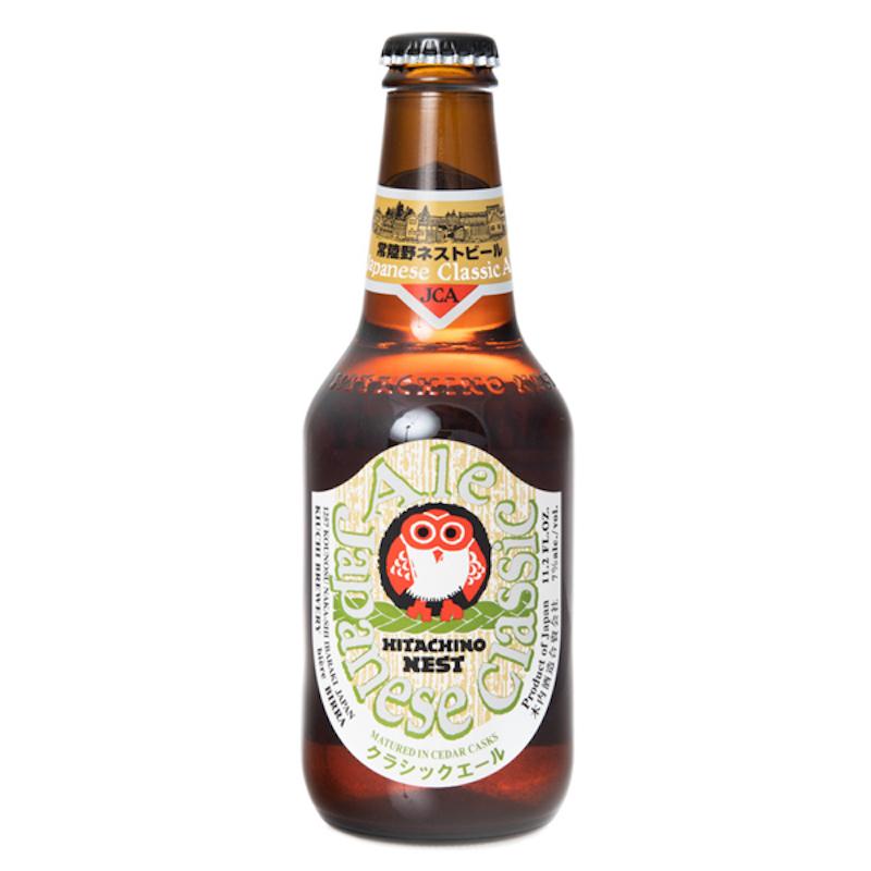 Bière Japanese Classic - Brasserie Hitachino Nest