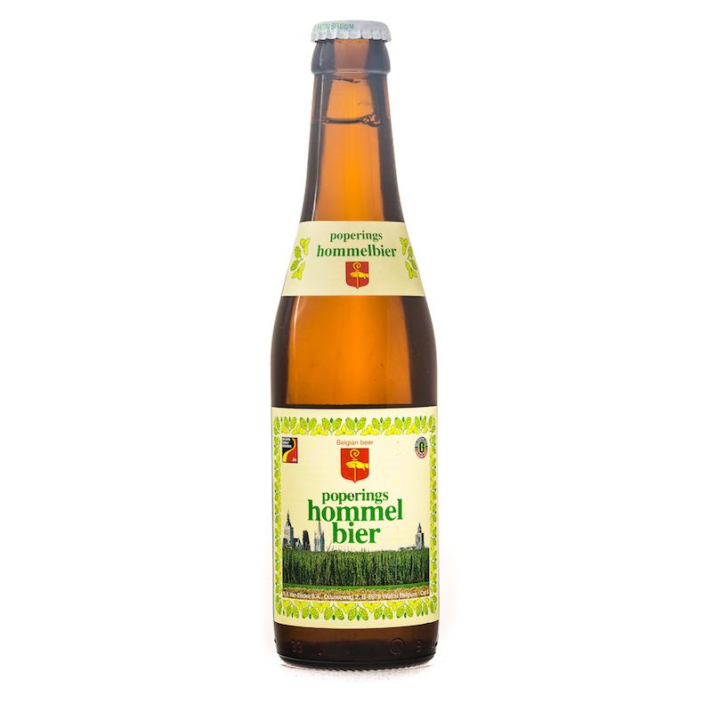 Bière Hommelbier - Brasserie Van Eecke