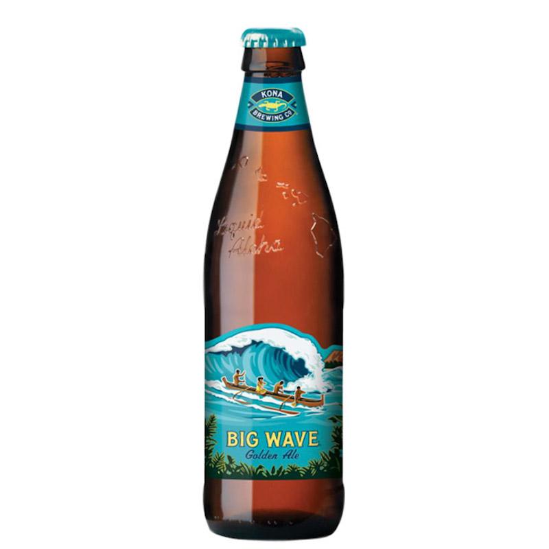 Bière Big Wave - Brasserie Kona