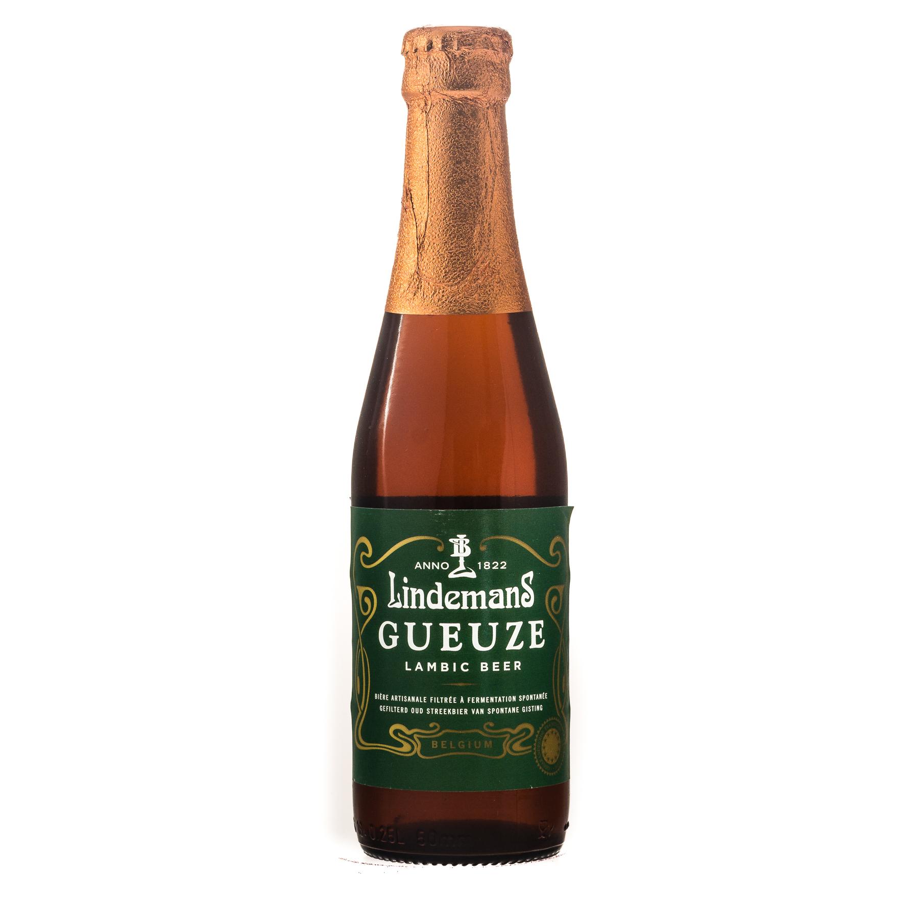 Bière Lindemans Gueuze - Brasserie Lindemans