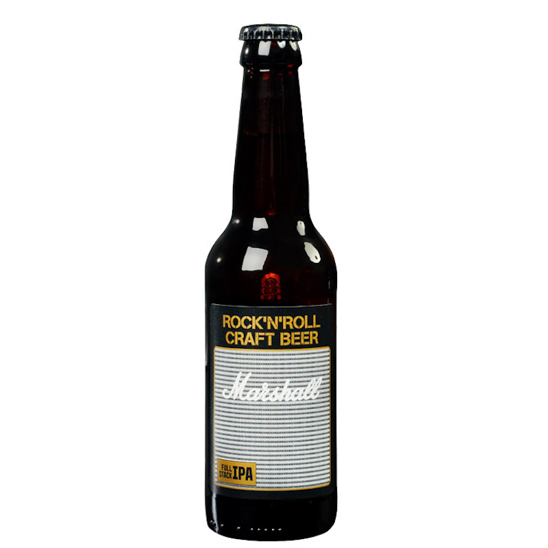 Bière Marshall Full Stack - Brasserie Marshall