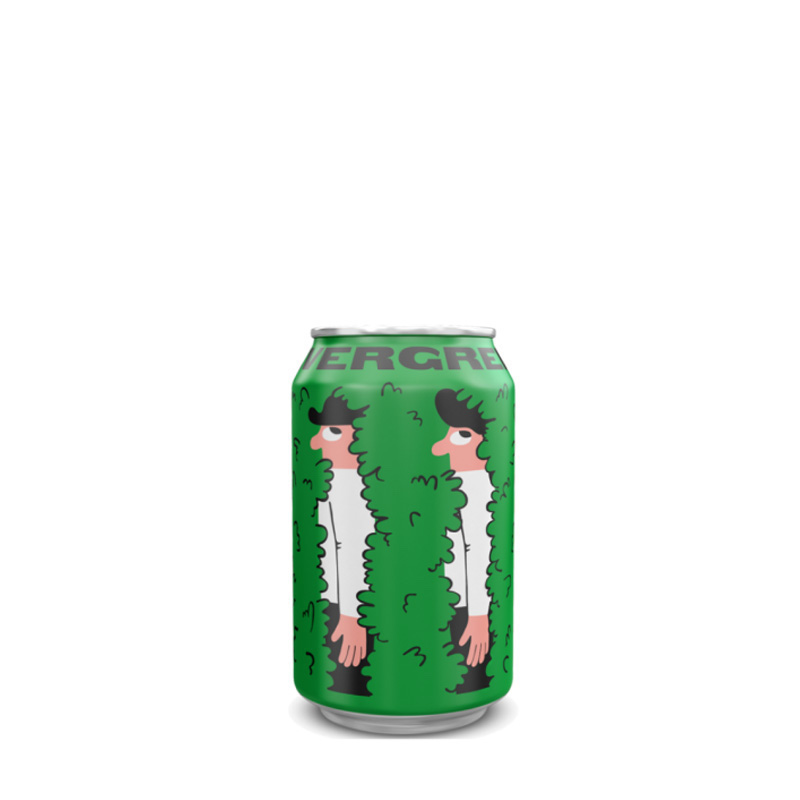 Bière Evergreen - Brasserie Mikkeller
