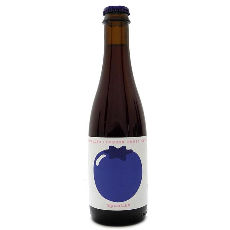 Bière Spontan Blueberry (Oregon fruit series) - Brasserie Mikkeller