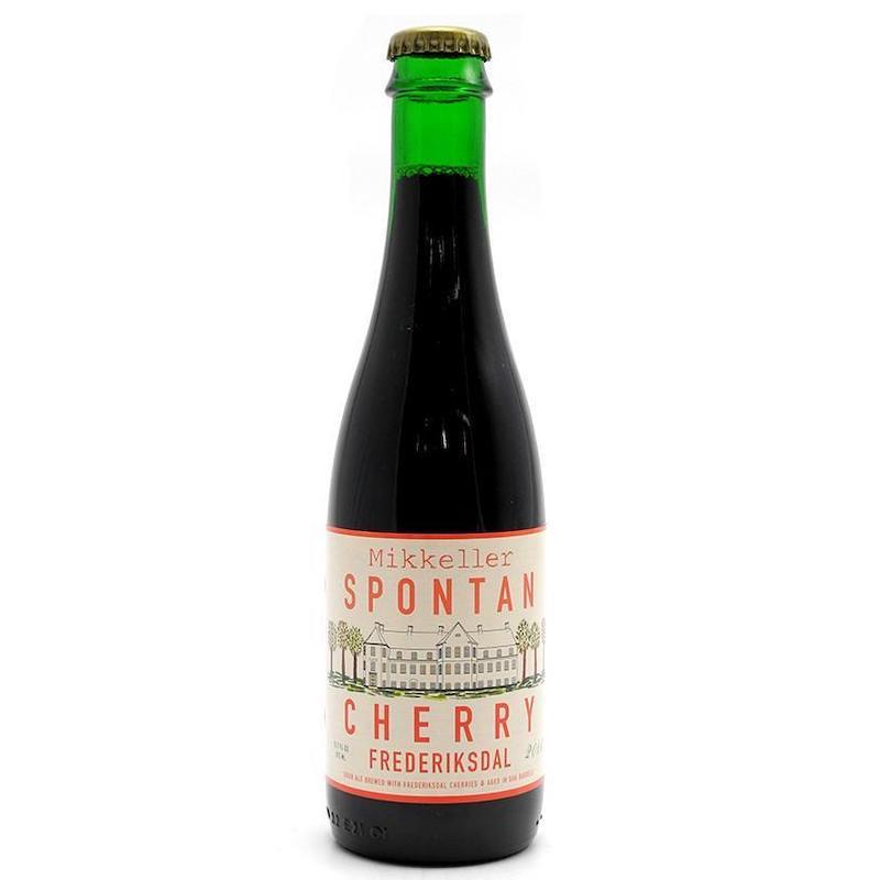 Bière Spontan Cherry Frederiks - Brasserie Mikkeller