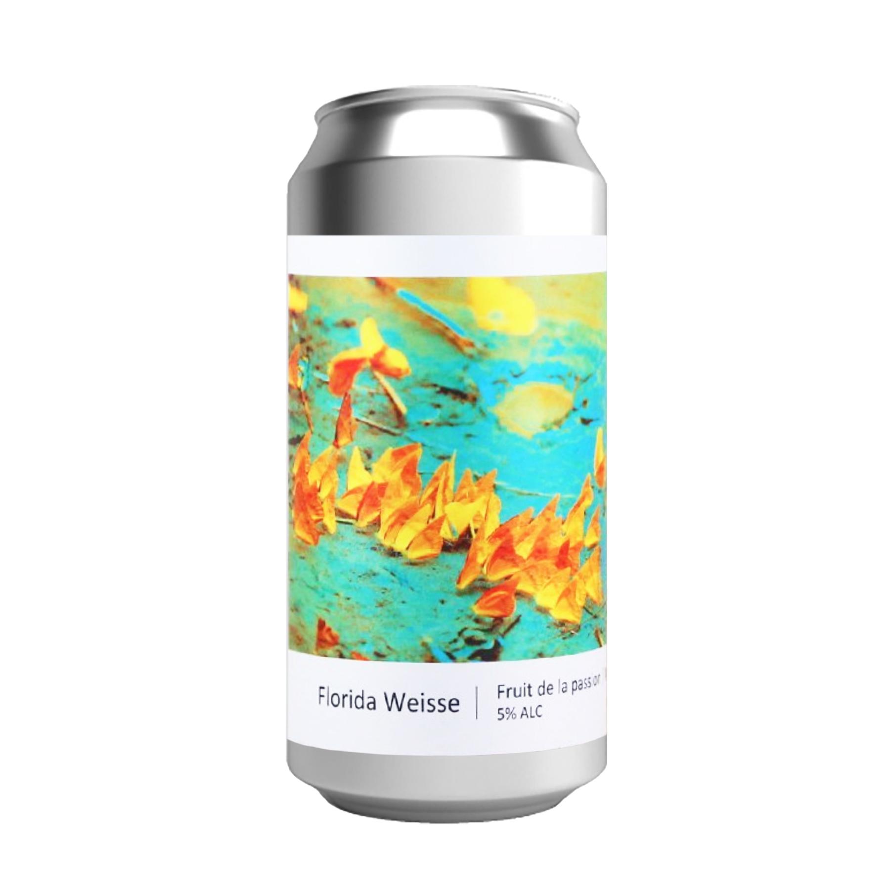 Bière Florida Weisse - Brasserie Popihn