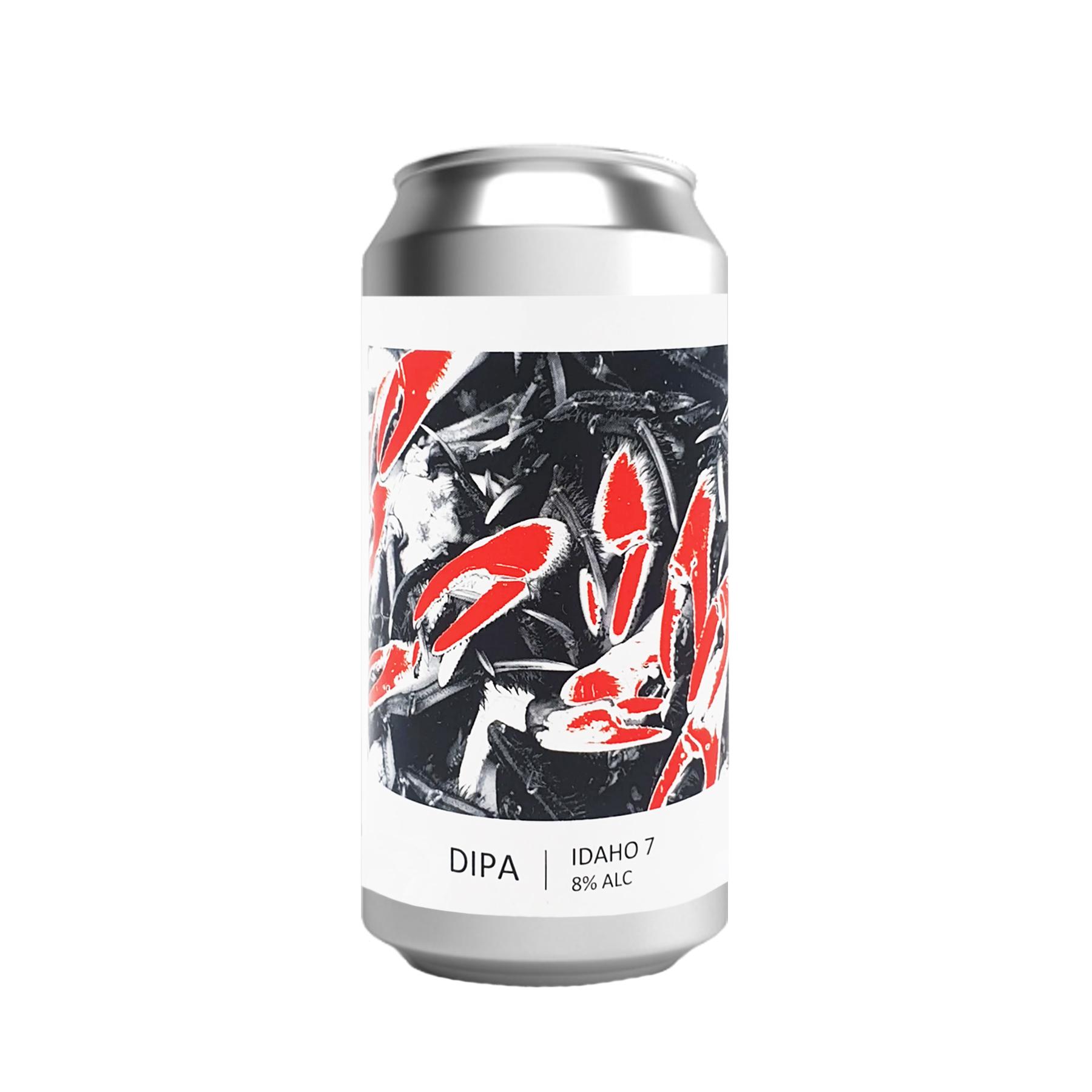 Bière DIPA Idaho 7 - Brasserie Popihn