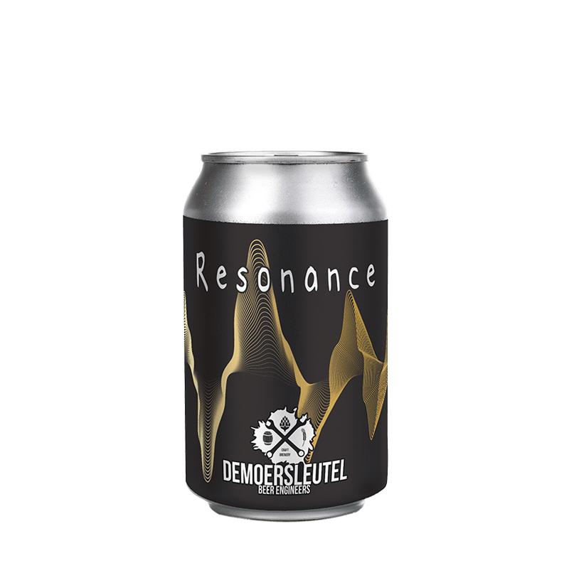 Bière Resonance - Brasserie De Moersleutel