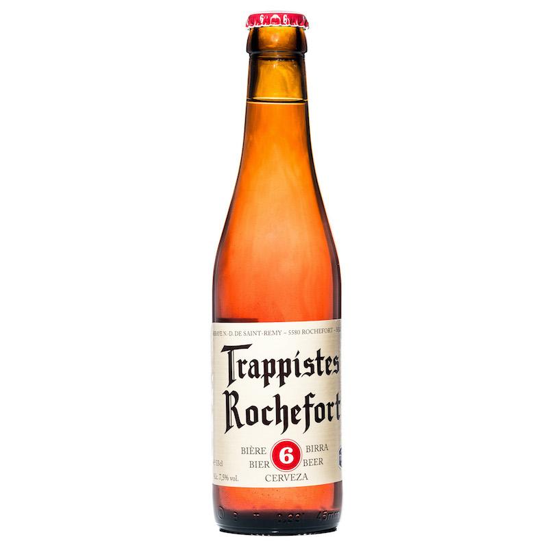 Bière Rochefort 6 - Brasserie Notre-Dame de St Rémy