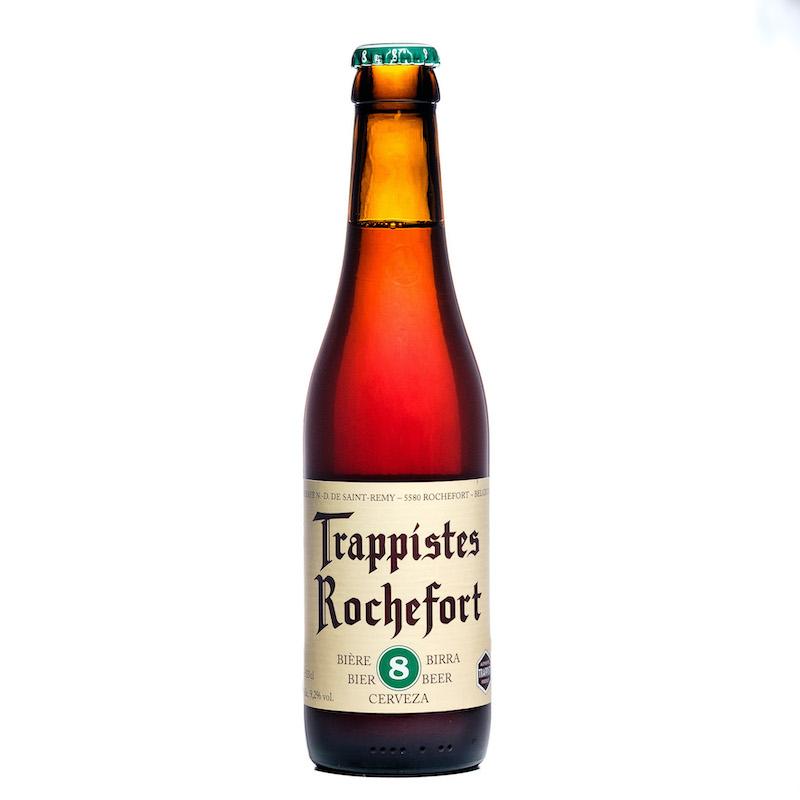 Bière Rochefort 8 - Brasserie Notre-Dame de St Rémy