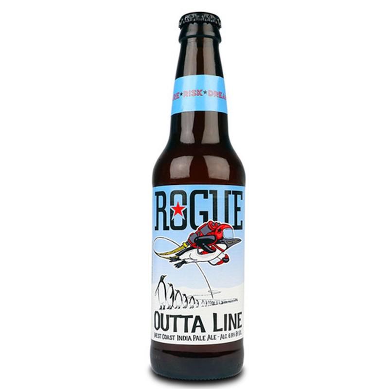 Bière Outta Line - Brasserie Rogue Ales