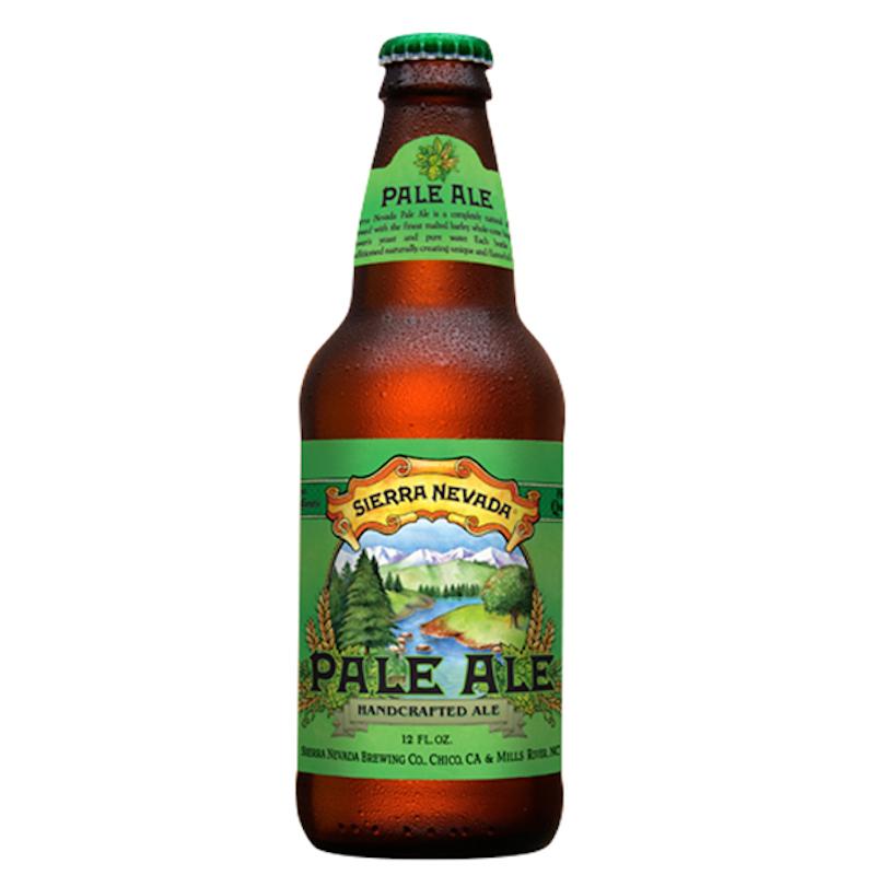 Bière Sierra Nevada Pale Ale - Brasserie Sierra Nevada