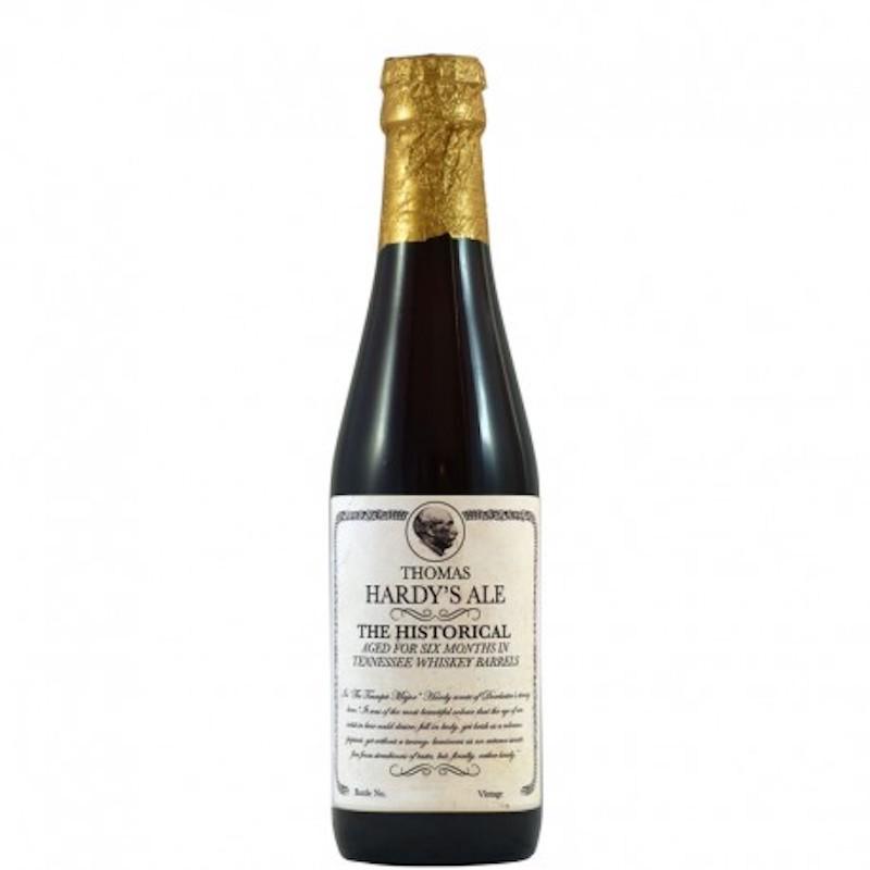 Bière Historical Ale - Brasserie Thomas Hardy's
