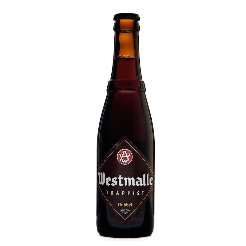 Bière Westmalle Double - Brasserie Westmalle