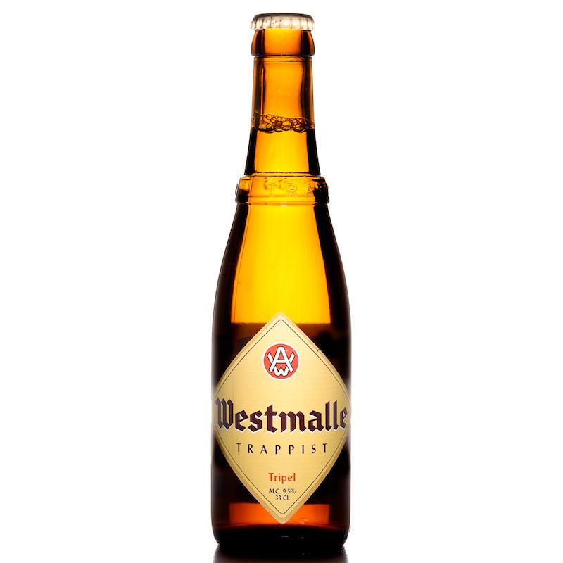 Bière Westmalle Triple - Brasserie Westmalle