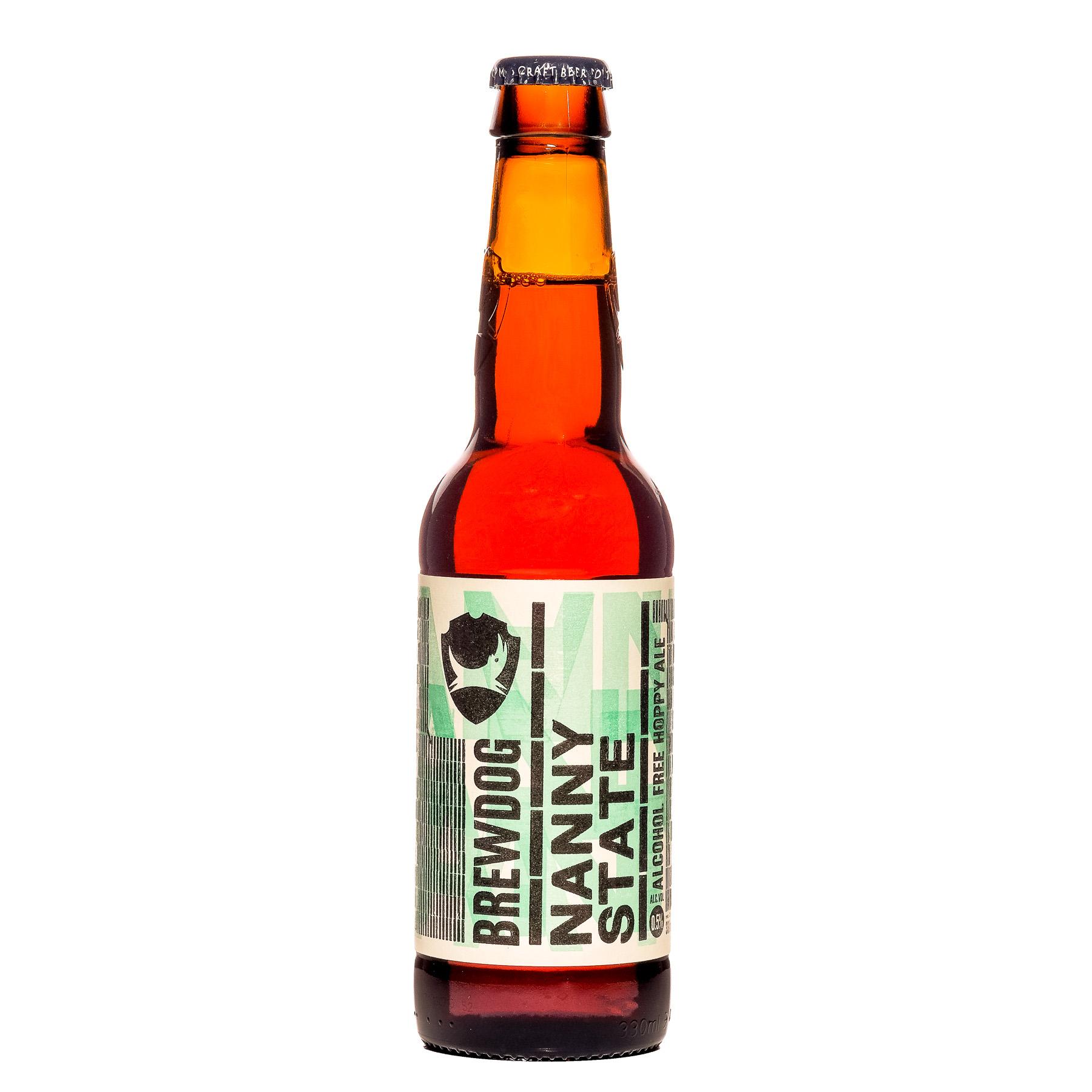Bière Nanny State - Brasserie Brewdog