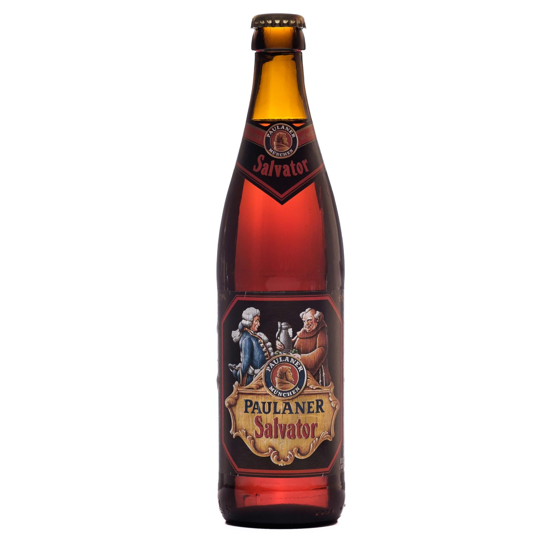 Bière Salvator - Brasserie Paulaner