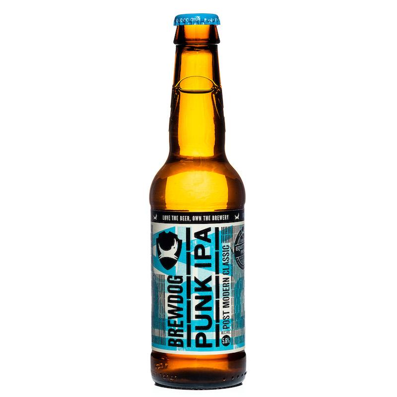 Bière Punk IPA - Brasserie Brewdog