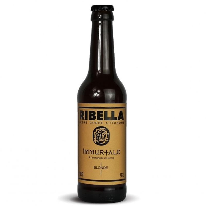 Bière Immurtale - Brasserie Ribella