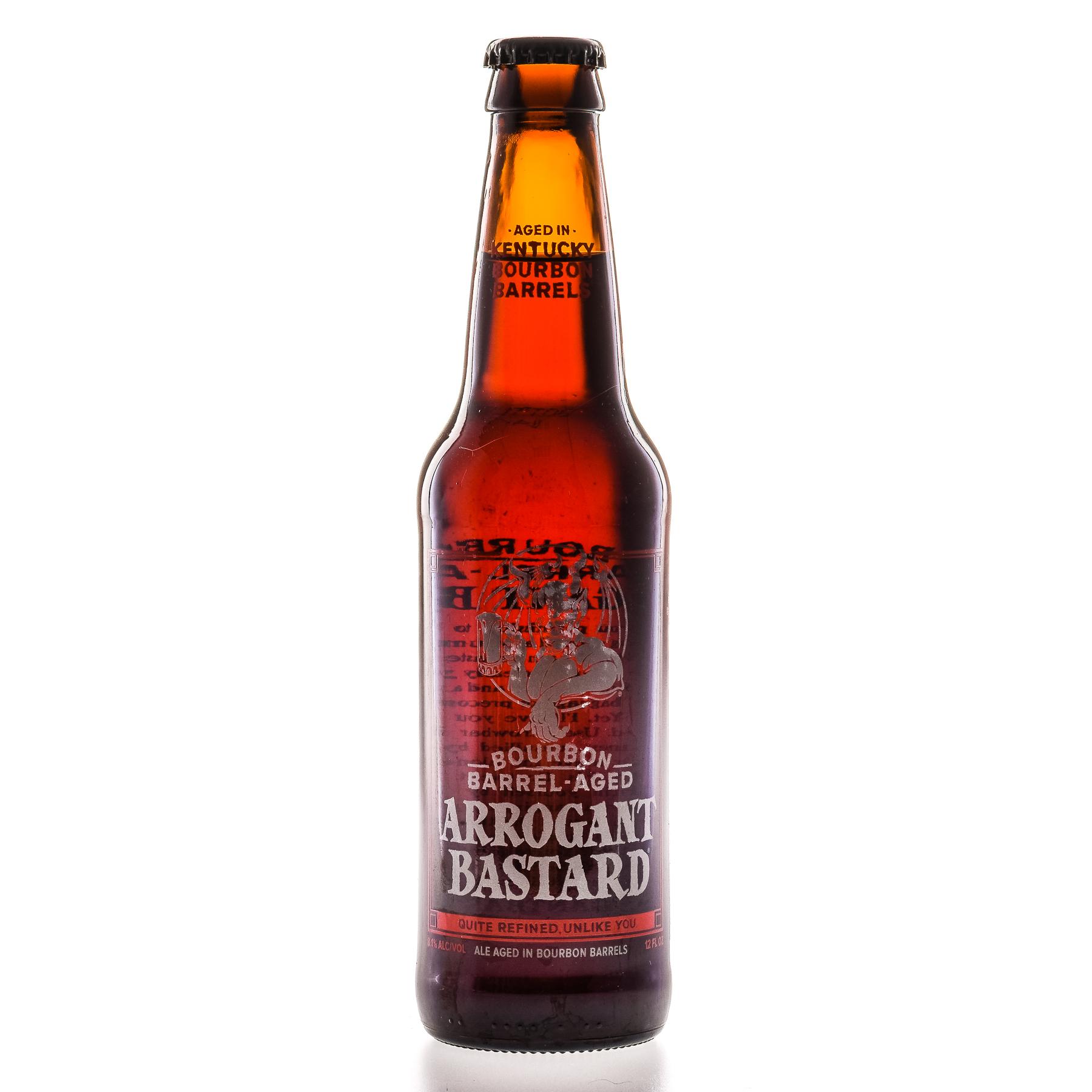 Bière BBA Arrogant Bastard - Brasserie Stone Brewing