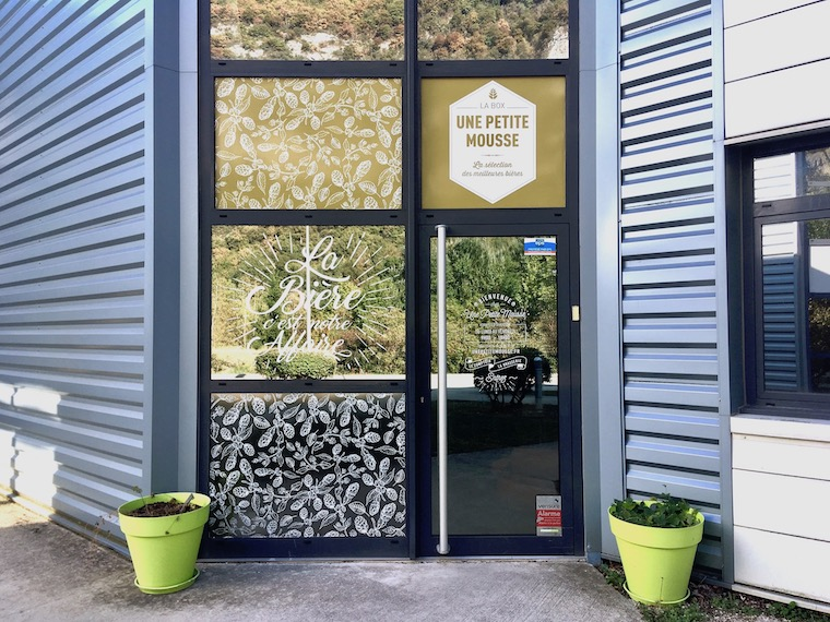 Bureau et Brasserie Une Petite Mousse Echirolles