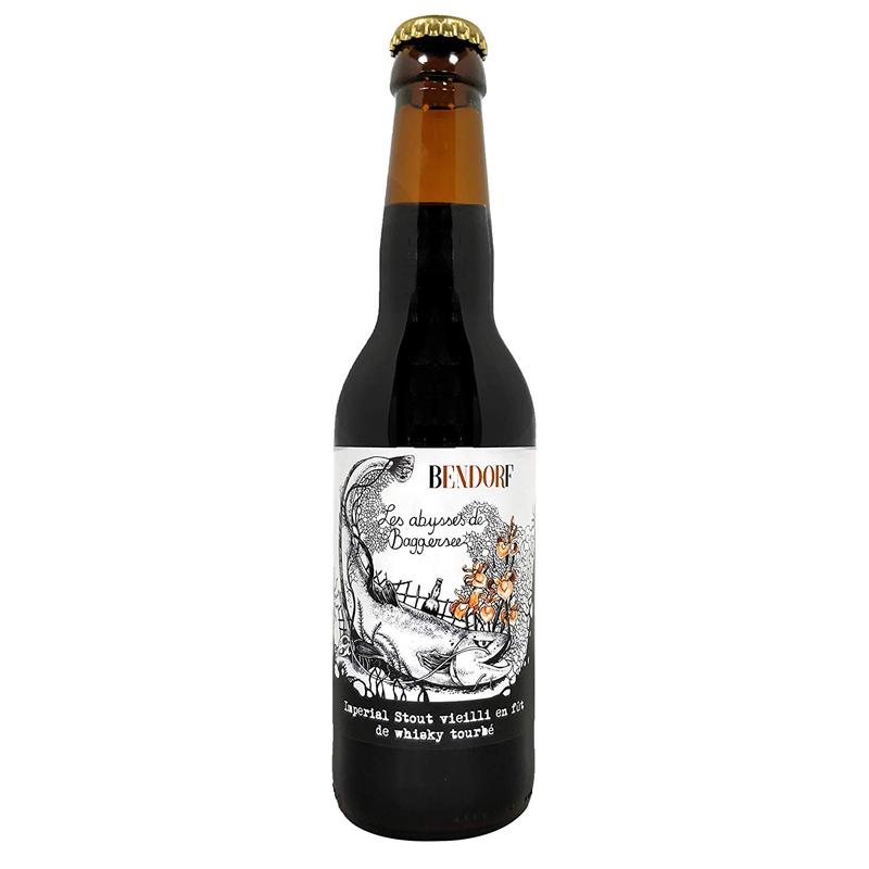 Bière Les Abysses de Baggersee - Brasserie Bendorf