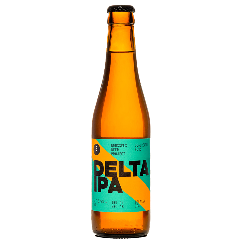 Bière Delta - Brasserie Brussels Beer Project
