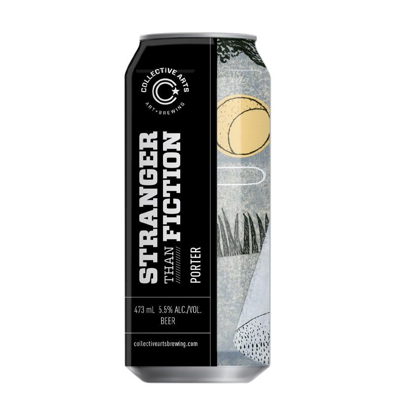 Bière Stranger than Fiction - Brasserie Collective Arts