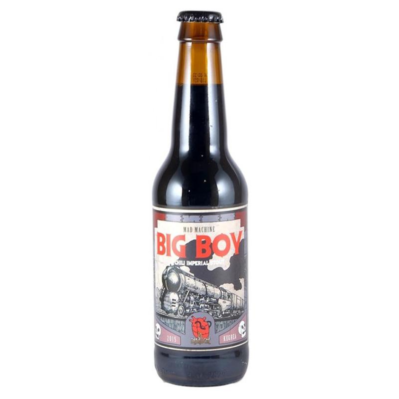 Bière Big Boy - Brasserie La Débauche