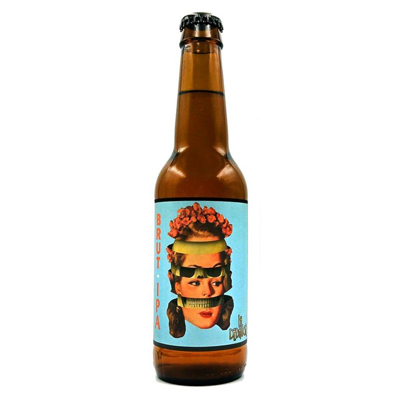 Bière Brut IPA - Brasserie La Débauche