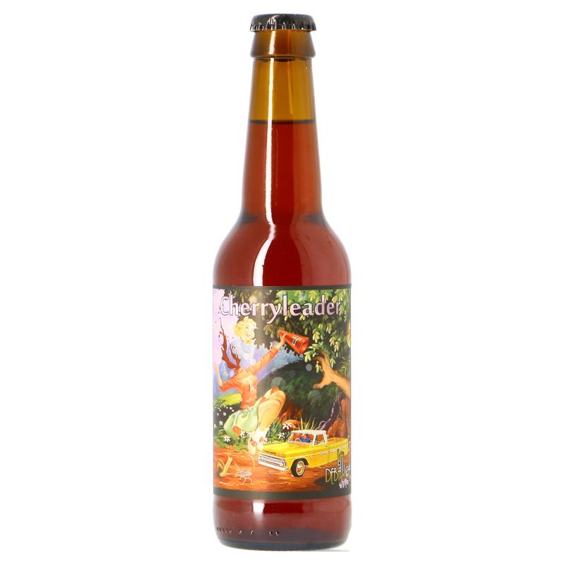 Bière Cherry Leader - Brasserie La Débauche